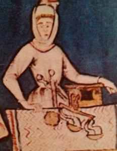 """Tunica tratta da """"Libro degli Scacchi"""" Alfonso X"""
