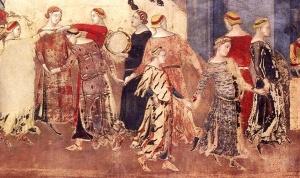 Lorenzetti, Siena