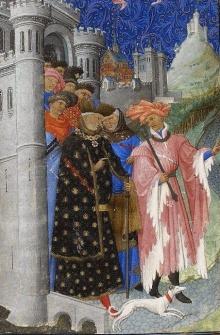 Fratelli Limbourg, 1412, Parigi