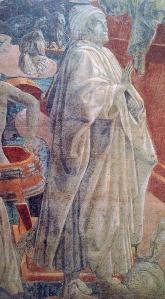 """""""Le milizie fiorentine sbaragliano le truppe senesi"""", Paolo Uccello, 1436, Galleria degli Uffizi, Firenze"""