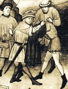 """Da """"Decameron"""", Giovanni Boccaccio, 1353"""