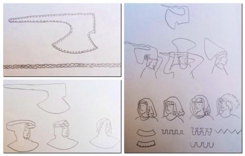 Forme e modalità d'uso del capperone