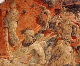"""Particolare da """"Storie di Noè"""", 1436"""