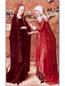 Visita della Madonna ad Elisabetta