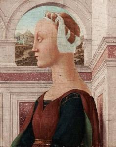 Piero della Francesca.1450 circa