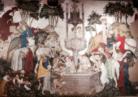 La Fontana della. Giovinezza