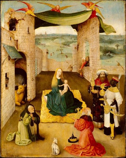 Adorazione dei Magi - XV secolo