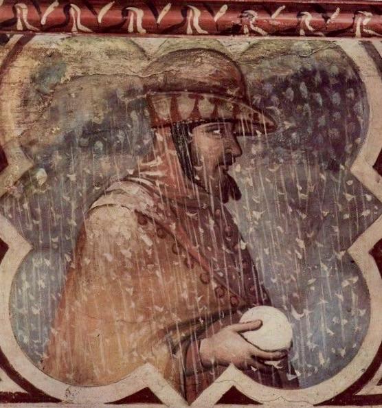 Ambrogio Lorenzetti, Palazzo Pubblico di Siena, 1338