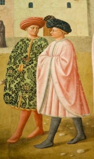 Masolino da Pisacane, 1425, Santa Maria del Carmine, Firenze