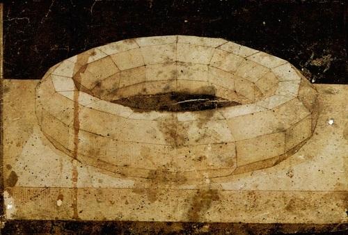 Studio di mezzocchio in prospettiva di Paolo Uccello