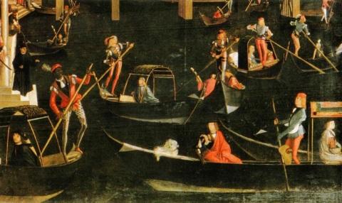 Vittore Carpaccio, Gallerie dell'Accademia, Venezia