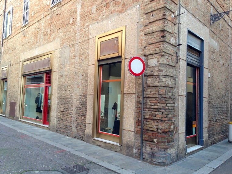 Angolo Corso Garibaldi - Via Liberazione