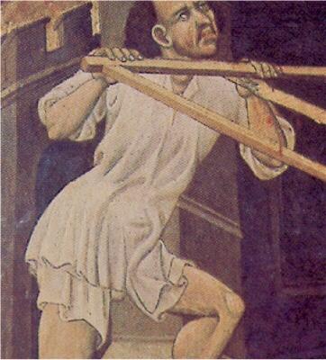 Retablo de San Jorge, Gonzalo Peris, 1420/23, Museo Municipal de Jerica, Castellón